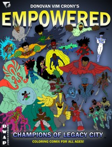 Donovan Vim Crony's Empowered: Champions of Legacy City