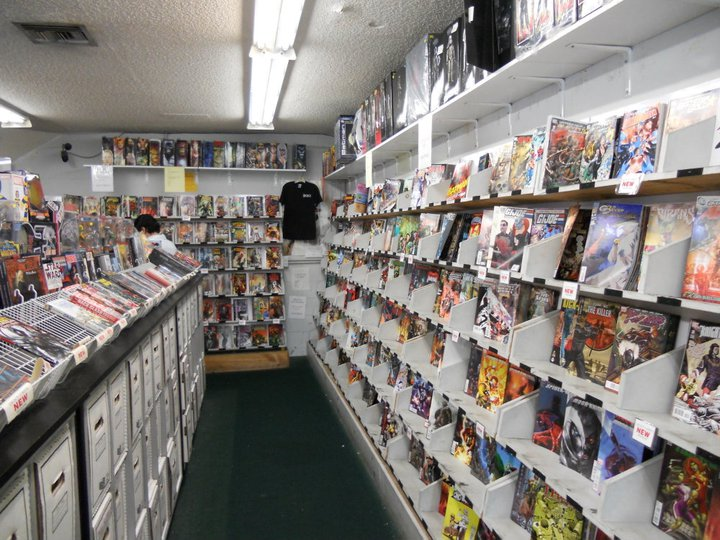 Legacy Comics and Cards in Glendale CA