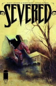 Severed from Image Comics