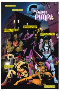 Return Of The Super Pimps issue 01 page 7