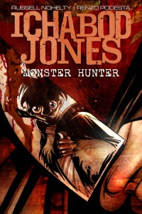 Ichabod Jones: Monster Hunter
