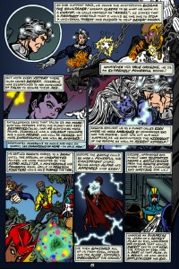 Darklight & Crew #1 pg 2