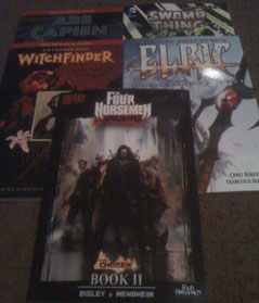 Wednesday Knight's Haul - 08.22.2012