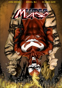 Millenium Max issue #2 cover
