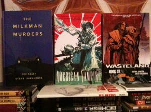 Wednesday Knight's Haul - 09.26.12