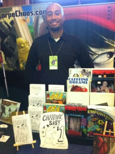 BuyIndieComics.com, Khalid Birdsong and Carpe Chaos Coming to APE
