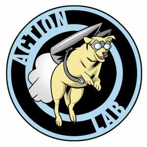 Action Lab Comics logo