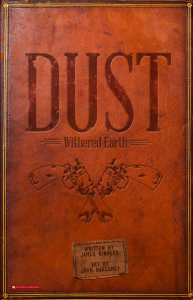 DUST Withered Earth cover