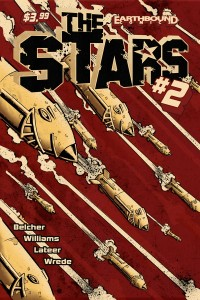 The Stars issue 02 cover