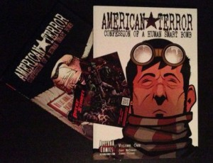 American Terror from Alterna Comics