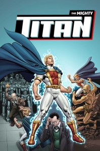Joe Martino, Mighty-Titan
