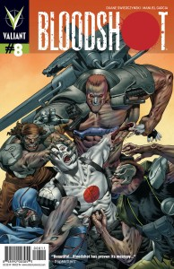 Bloodshot 08 cover