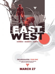 East of West poster