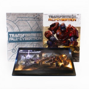 TRANSFORMERS: ART OF THE FALL OF CYBERTRON