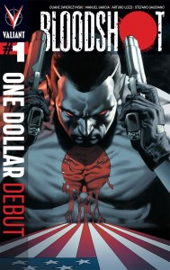 ONE DOLLAR DEBUT Bloodshot