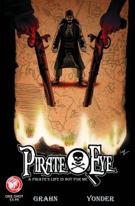 Pirate Eye:  A Pirate's Life is Not for Me