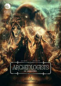 Archeologists Of Shadows cover