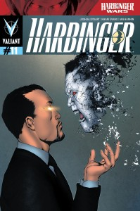 Harbinger cover 11