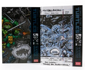 Ultimate Collection Volume 2 to Include Original Kevin Eastman Artwork and Signatures