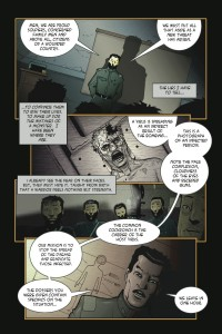 Legends of the Night:  Horrors of War page 11