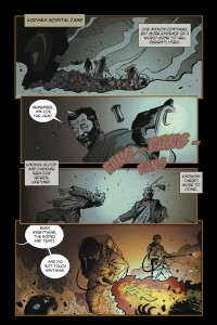Legends of the Night:  Horrors of War page 18