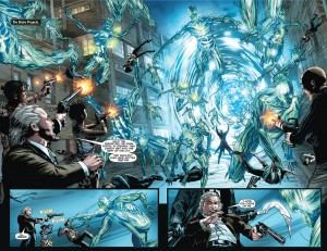 SHADOWMAN VOL. 1 pages 02 & 03