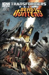 Grimlock and The Dinobots return this May!