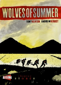 Wolves of Summer #1 cover