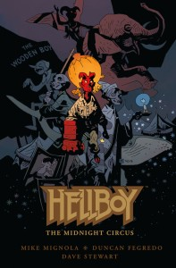 DUNCAN FEGREDO RETURNS TO MIKE MIGNOLA'S HELLBOY
