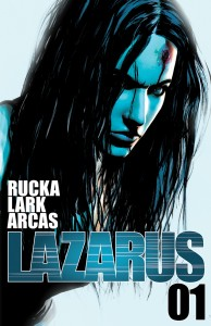 New sci-fi Image series from Rucka and Lark debuts in June