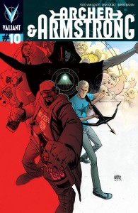 ARCHER & ARMSTRONG #10!