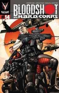 Bloodshot and H.A.R.D Corps #14