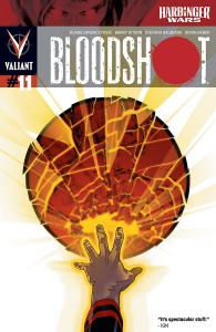 BLOODSHOT #11