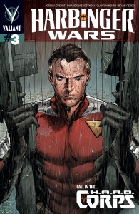 HARBINGER WARS #3 (of 4)