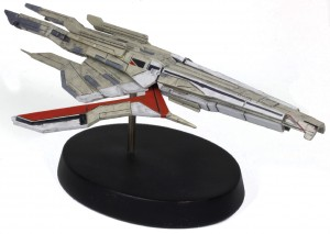 "All-new 6"" Turian Cruiser ship to hit shelves in November!"