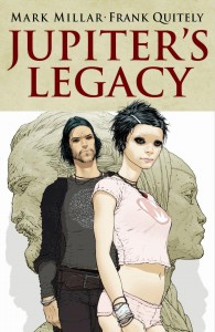 First issue of Millar/Quitely title gets second printing