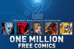 ONE MILLION FREE COMICS