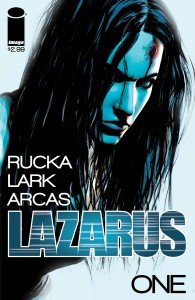First issue of new Image Comics series by Rucka and Lark gets second printing