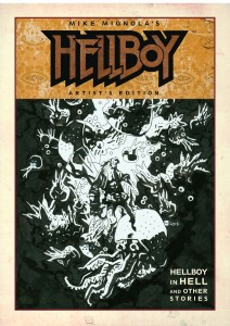 Mike Mignola's Hellboy to be an Artist's edition