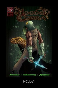 HOODED COBRA: THE DEN OF SERPENTS
