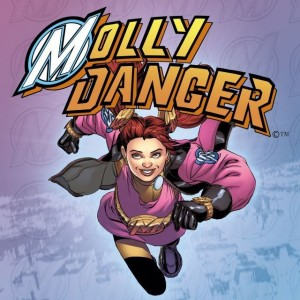 Molly Danger on Comixology
