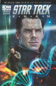 A new miniseries and more spin out of the blockbuster Star Trek Into Darkness!