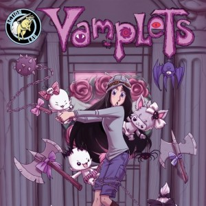 Vamplets on Comixology