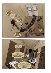 IN SANITY, AZ #1 page 01