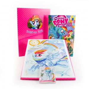 MY LITTLE PONY COMIC SERIES TO GET LIMITED TREATMENT FROM STABLE OF FIRST-CLASS ARTISTS