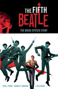 """If anyone was the Fifth Beatle, it was Brian.""—Paul McCartney"