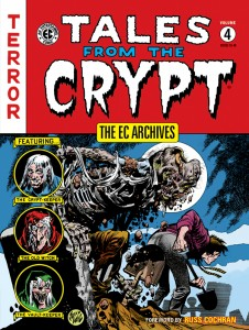 All-new editions to begin rolling out this fall, beginning with  Tales from the Crypt Volume 4!