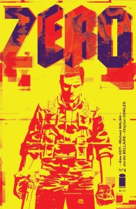New Image Comics series by Ales Kot will feature a new artist with each issue
