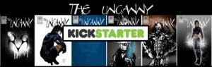 The Uncanny Are Victorious on Kickstarter
