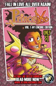 Princeless Relaunch!